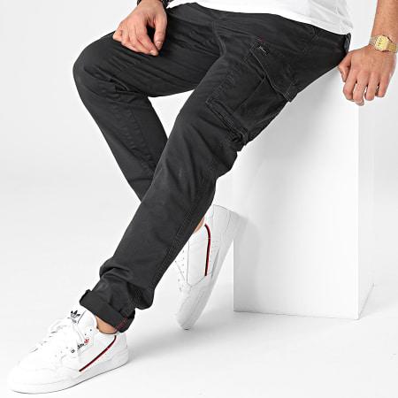 Blend - Pantalon Cargo 20711978 Noir