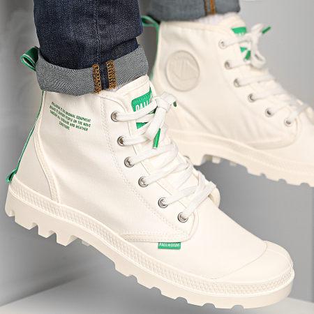 Palladium - Boots Pampa Hi Dare Safety 76746 Star White
