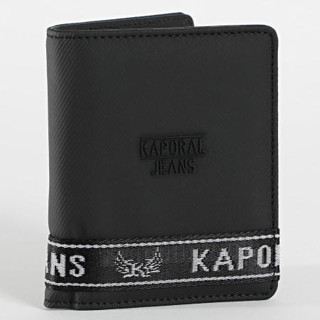 Kaporal - Portefeuille Lipot Noir