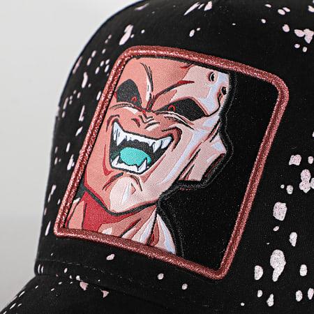 Dragon Ball Z - Casquette Buu Noir Rose