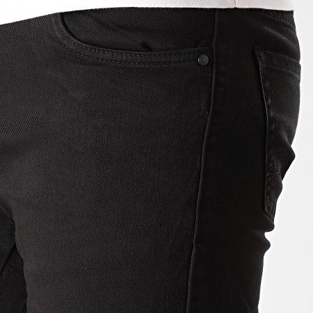 Frilivin - Short Jean Slim VJ233 Noir