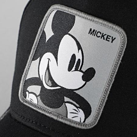 Disney - Casquette Mickey Noir