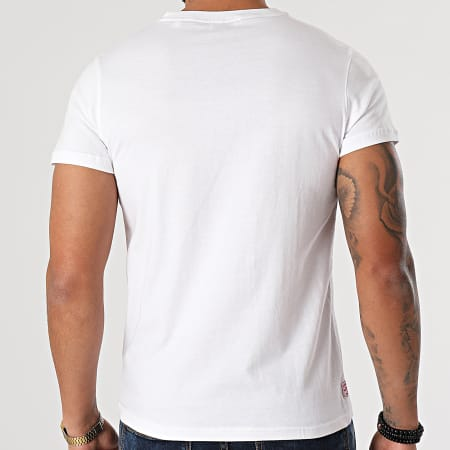 Deeluxe - Tee Shirt Cali Blanc