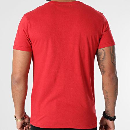 Deeluxe - Tee Shirt Clem Rouge