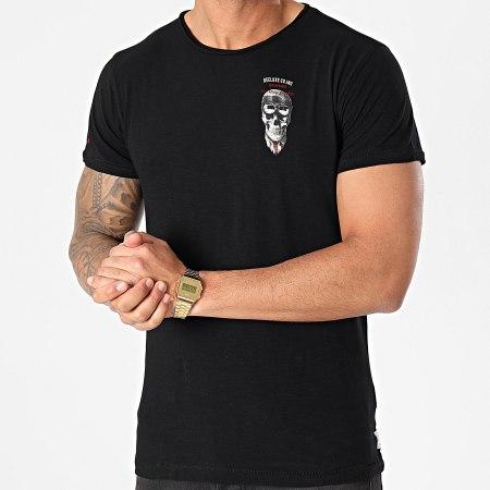 Deeluxe - Tee Shirt Clemson Noir
