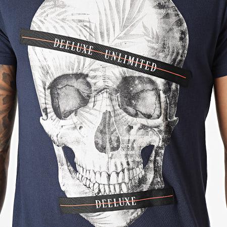 Deeluxe - Tee Shirt Rudyson Bleu Marine