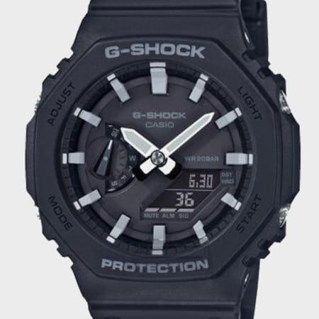 Casio - Montre G-Shock GA-2100-1AER Noir