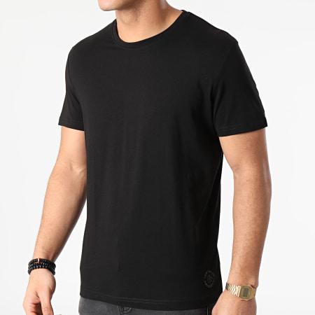 Tom Tailor - Lot De 2 Tee Shirts 1008638 Noir