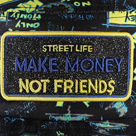 Classic Series - Bob Make Money Print Noir