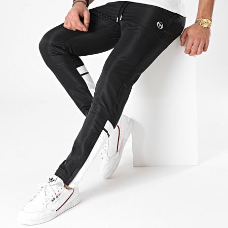 Sergio Tacchini - Pantalon Jogging Almond 39222 Noir