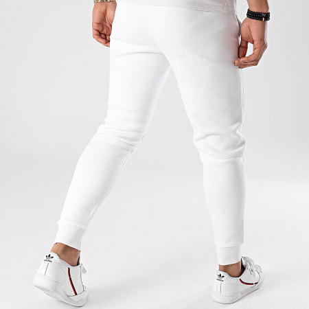 Sergio Tacchini - Pantalon Jogging Itzal 021 39173 Blanc