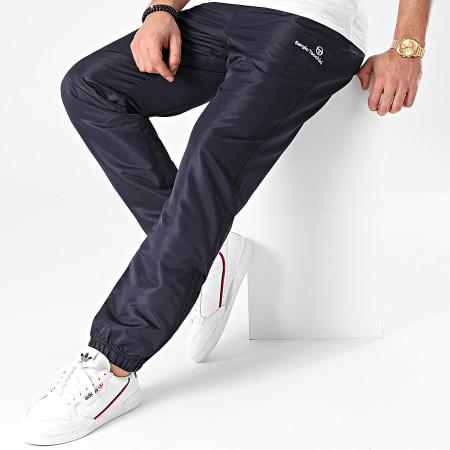 Sergio Tacchini - Pantalon Jogging Carson 021 39171 Bleu Marine