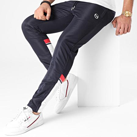 Sergio Tacchini - Pantalon Jogging Almond 39222 Bleu Marine