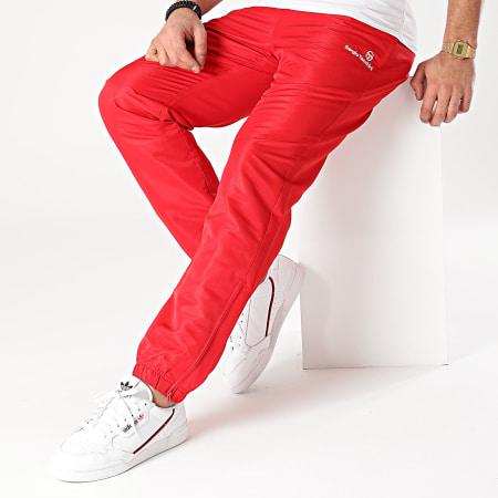 Sergio Tacchini - Pantalon Jogging Carson 021 39171 Rouge
