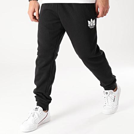 adidas - Pantalon Jogging Trefoil GN3537 Noir
