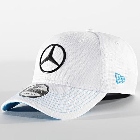 New Era - Casquette 9Forty Mercedes Benz Replica 12651416 Blanc