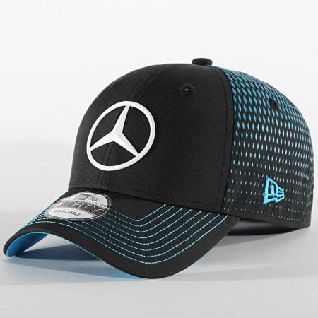 New Era - Casquette 9Forty Mercedes Benz Nick De Vries Replica 12651429 Noir Bleu