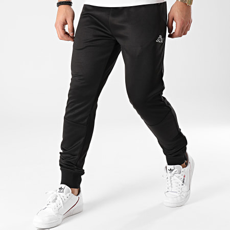 Kappa - Pantalon Jogging Kouros 3112GFW Noir