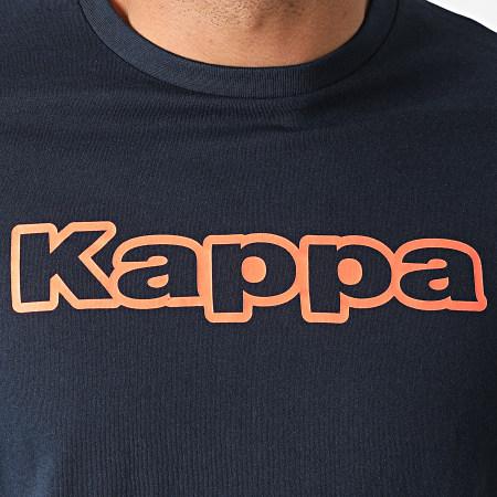 Kappa - Tee Shirt Logo Kouk 31175UW Bleu Marine
