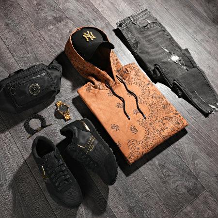 Versace Jeans Couture - Sac Banane E1YWAB13-71890 Noir Doré