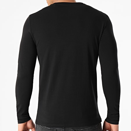 Guess - Tee Shirt Manches Longues M1RI28-J1311 Noir