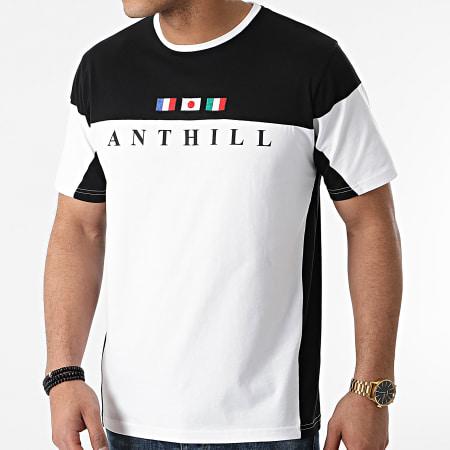Anthill - Tee Shirt International Blanc