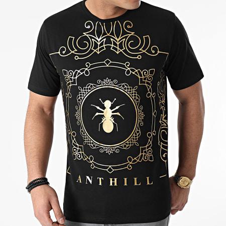 Anthill - Tee Shirt Decorum Noir