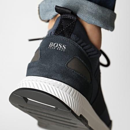 BOSS By Hugo Boss - Baskets Titanium Runner 50440734 Dark Blue