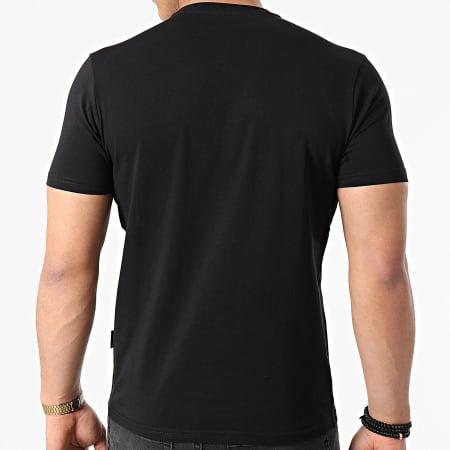 Schott NYC - Tee Shirt TSLOGO Noir