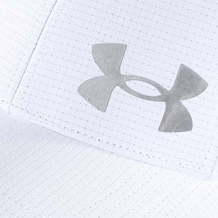 Under Armour - Casquette Fitted 1361530 Blanc
