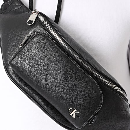 Calvin Klein - Sac Banane Waistbag 6382 Noir