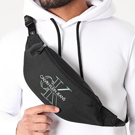 Calvin Klein - Sacoche Waistbag Glow 6348 Noir
