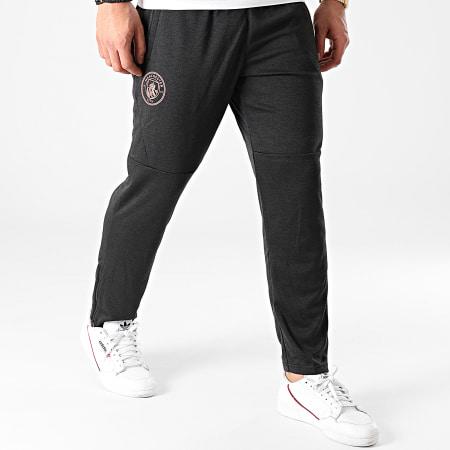 Puma - Pantalon Jogging Manchester City Warmup 758701 Noir