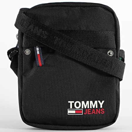 Tommy Jeans - Sacoche Campus Reporter 7147 Noir