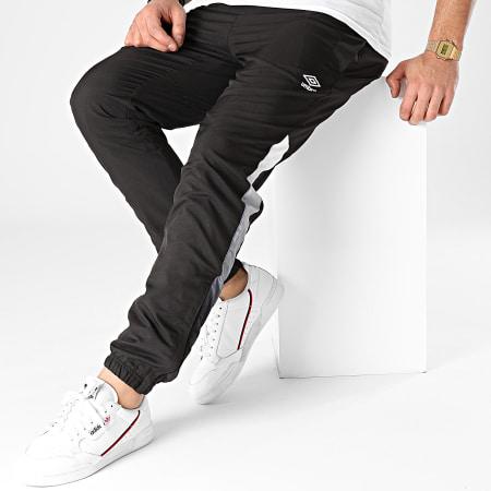 Umbro - Pantalon Jogging A Bandes 853420-60 Noir