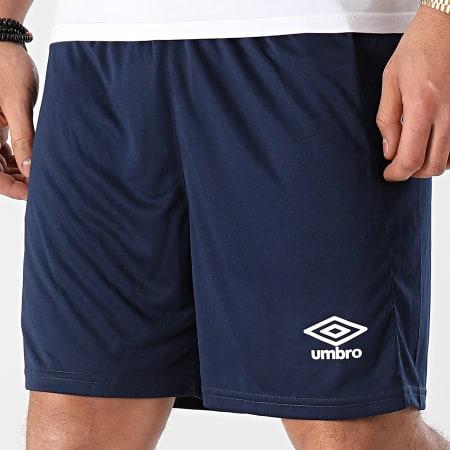 Umbro - Short Jogging 485420-60 Bleu Marine