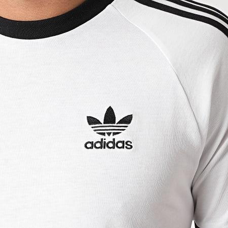 adidas - Tee Shirt A Bandes GN3494 Blanc