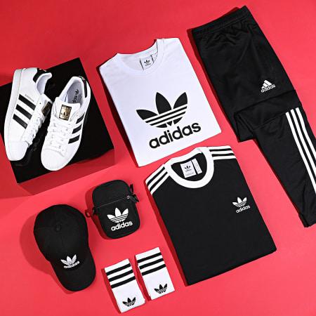 adidas - Tee Shirt A Bandes GN3495 Noir