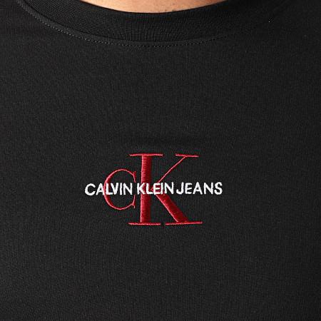 Calvin Klein - Tee Shirt 7092 Noir