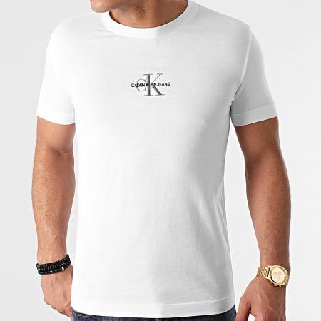 Calvin Klein - Tee Shirt 7092 Blanc
