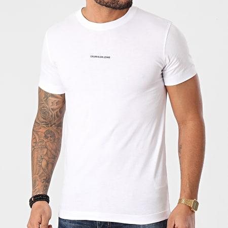 Calvin Klein Jeans - Tee Shirt 8067 Blanc