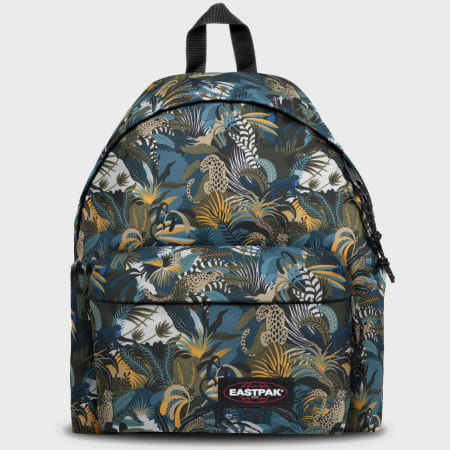 Eastpak - Sac A Dos Padded Pak'r Jam In The Jungle Vert