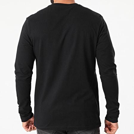 Element - Tee Shirt Manches Longues Blazin Noir