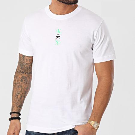 Calvin Klein - Tee Shirt 8304 Blanc