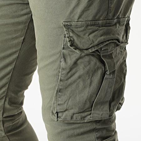 Classic Series - Pantalon Cargo 3325 Vert Kaki
