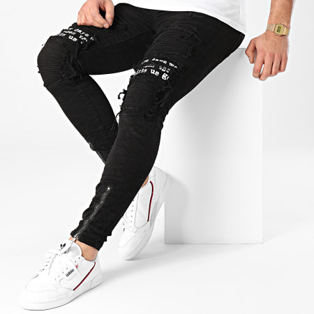 MTX - Jean Skinny 7616 Noir