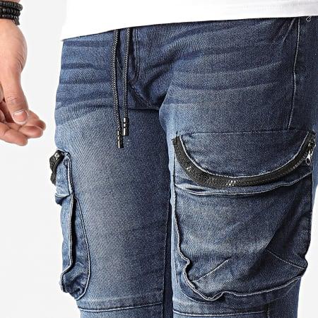 MTX - Jogger Pant Jean 9532 Bleu Denim