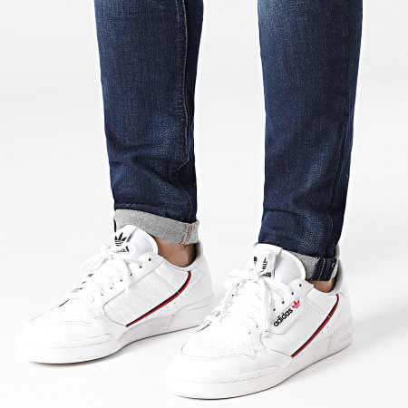 Tommy Jeans - Jean Skinny Simon 9847 Bleu Brut