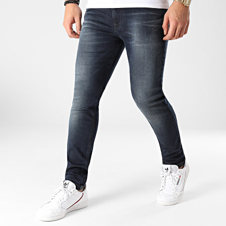 Tommy Jeans - Jean Skinny Simon 9851 Bleu Brut