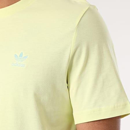 adidas - Tee Shirt Essential GN3403 Jaune